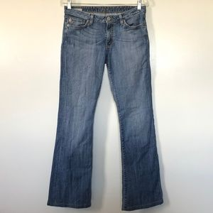 Big Star Size 28 Jeans Buckle Denim Mia Boot Cut